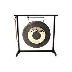 Get a complete Gong set today! To purchase click here - http://thegongshop.com/gongs/zildjian-gongs/zildjian-table-top-gong-set.html