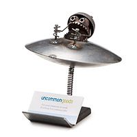 UFO BUSINESS CARD HOLDER|UncommonGoods