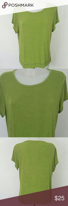 """Chico's Size 3 Blouse Chico's Size 3 Blouse. In great condition.  Bust 42"""" Length 25"""" Chico's Tops Blouses"""