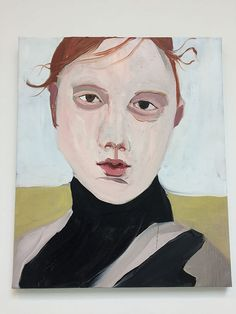 Chantal Joffe expo Hastings