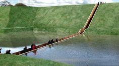 Puente de Moisés en Holanda (RO & AD architects)