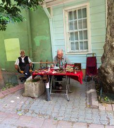 Cihangir, Beyoglu.