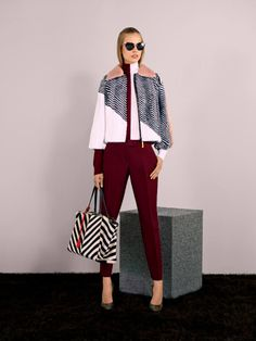 Fendi's Pre Fall 2014-15 Collection - Look 4