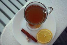 Ginger Spiced Tea   Diabetic Foodie
