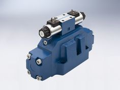 https://flic.kr/p/BZ55iJ | Electro-hydraulic directional control valve | Electro-hydraulic directional control valve is a control valve which can use the pressure of the hydraulic circuit to pull the spool and change the hydraulic oil direction. www.hoyea.com