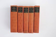 Book Bundle Vintage Books Lot of Hardcover Books by TheNewtonLabel, $28.00