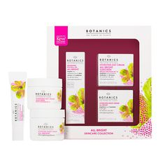 Boots Botanics All Bright Skincare Collection