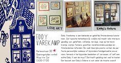 Eddy Varekamp featured on 9straatjesonline.com