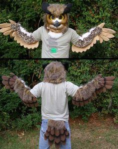 Latex Owl Head Mask Like Horse Head | Fantasias - Corujas | Pinterest | Owl mask & Latex Owl Head Mask Like Horse Head | Fantasias - Corujas ...