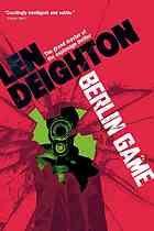 Berlin Game, by Len Deighton
