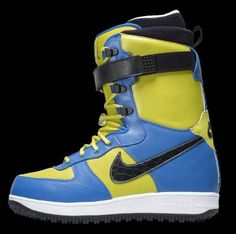 Nike finally got a great snowboard Boot on the Market the Zoom Force Great Boot !