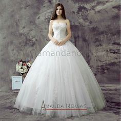 Find More Wedding Dresses Information about 2015 New Arrival Amanda Novias Puffy Floor Length Wedding Dress Real Photos vestidos de noivas,High Quality dress kim,China photos fish Suppliers, Cheap photos of chess pieces from Amanda Novias Wedding Dress Factory on Aliexpress.com