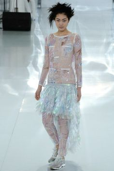 Chanel couture collection, spring/summer 2014