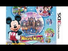 Disney Magical World for Nintendo 3DS Review http://assistservices.com/reviews/umma Anything related to Disney gets a lot of attention, from toys and novelty items to films and other media. Disney is even involved with the electronics industry and various gaming platforms. The latest is Disney Magical World for Nintendo 3DS, a game that features dozens of the Disney characters we all grew up with and love.