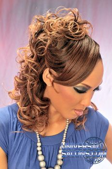 Universal, Salons Styles, Natural Hair, Hair Divas, Awesome Updos