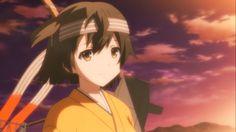 Hiryuu in Anime.