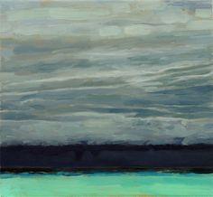 Caribbean Seascape No 2 Original Oil Painting by KateMurphy Abstract Landscape, Landscape Paintings, Abstract Art, Abstract Paintings, Wow Art, Art Abstrait, Painting & Drawing, Black Painting, Painting Techniques