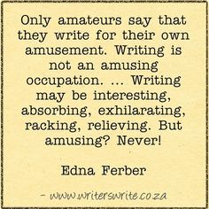Quotable - Edna Ferber