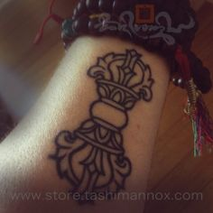 Might get something similar to this. Dorje, a good luck object for Aries and they're pretty