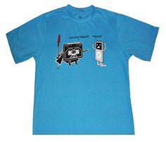 Moda nerd com as camisetas Los Nerditos | Nerd Da Hora