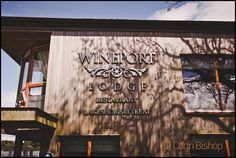 The fabulous Wineport Lodge