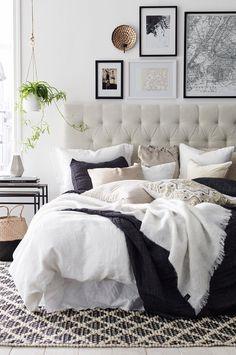 Trending Bedroom Design Schemes - June, 2018