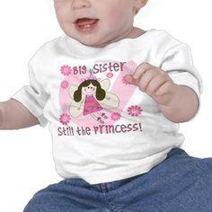 Big Sister Still the Princess Shirts