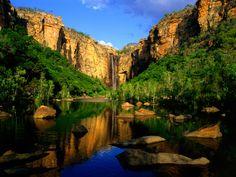 Australie : le parc national de Kakadu