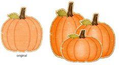 Create a Cute Pumpkin Cluster—Transform, Dodge, and Burn | Digital Scrapper
