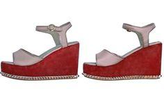 Sandalia Isa #DeraBassi Color Lab Collection #SS14 #verano14 #zapatos #shoes #sandalia