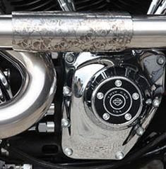 Samurai Style Harleys Made In Switzerland By Bächli Harley-Heaven