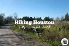 A list of favorites for hiking Houston with kids and the benefits that come with it from Houston Moms Blog!