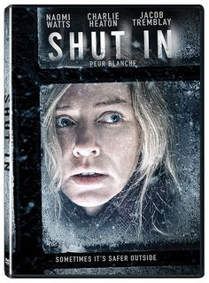 Shut In (2016) ... Mary Portman (Naomi Watts) is a widowed child psychologist who lives in isolation in rural Maine. A horrific car accident that killed her husband also left her 18yr old stepson Stephen (Charlie Heaton) in a bedridden, catatonic state, leaving him completely dependent on her. When one of Portman's young patients (Jacob Tremblay) vanishes without a trace, she becomes convinced that the boy's ghost is now in the house. (03-May-2017)