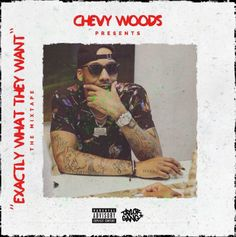 Taylor Gang's Chevy Woods gives the people what they want on his new mixtape. Guests include Wiz Khalifa, K Camp and Bigga Rankin. K Camp, Taylors Gang, Wiz Khalifa, The Wiz, Mixtape, New Music, Chevy, Rap, Hip Hop
