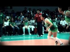 UAAP Season 77 Women's Volleyball Finals Game 2 Mini Movie