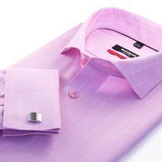 Executive Men's Shirt Office Dress Code, Office Dresses, Dress Shirt And Tie, Dress Shirts, Man Office, Business Shirts, Men's Outfits, Men Shirts, Formal Shirts