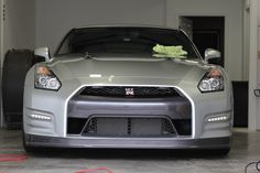 This is a paint protection film installation that we did on a 2012 #Nissan #GTR. We utilized #3M film to cover the entire full front clip. Visit our website at http://www.clearbraohio.com/services/ to learn more and request a quote today.