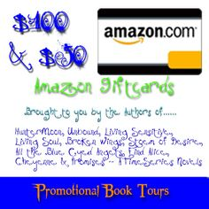 Enter to win an amazon gift card!!
