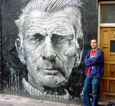 Alex Martinez street art