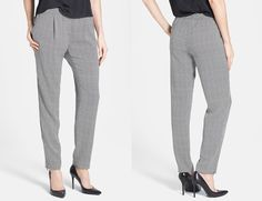 Ankle pants at correct length for heels see entire post by @Already Pretty for more examples