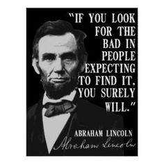Abraham Lincoln Quote Posters, Abraham Lincoln Quote Prints, Art