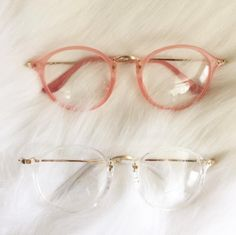 Soft Rounded Glasses ♡ Kozy ♡ Use 'LittleAlien' to get 10% off!