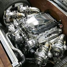 I don't know... is 4 turbo's enough..
