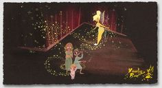 """Pixie Dust"" by Lorelay Bove - 5 1/4 x 9 1/4 Giclee on Paper 