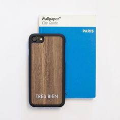 Bonjour! Customize your wooden iPhone or Galaxy case on woodd.it or stop by at our popup space at @lebonmarcherivegauche  #woodd #lebonmarcherivegauche #customization