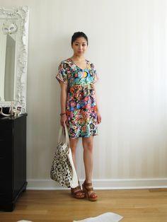 See by Chloe Jardin dress.