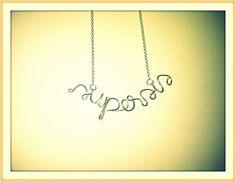 super sister Arrow Necklace, Silver, Jewelry, Jewlery, Jewerly, Schmuck, Jewels, Jewelery, Fine Jewelry