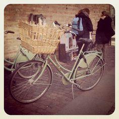 vintage amsterdam bike
