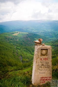 46. El #Camino De Santiago De #Compostela, Spain - 48 of the World's #Greatest Hiking Trails ... → #Travel #Hiking