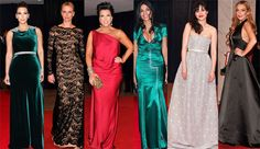 The annual White House Correspondents' Association dinner was held on April, 28 and gained tons of A-list celebs. http://www.glamourvanity.com/hot-celebrity-news/the-white-house-correspondents-dinner-2012/